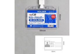 ID HOLDER 93x68mm
